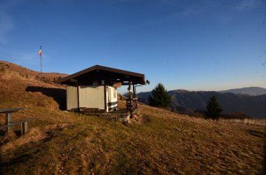 Rifugio Guazza Monte Farno