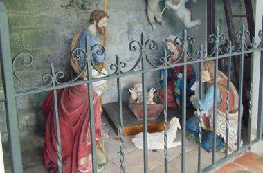 Rigosa di Algua |Bergamo Il Santuario della Madonna Perello