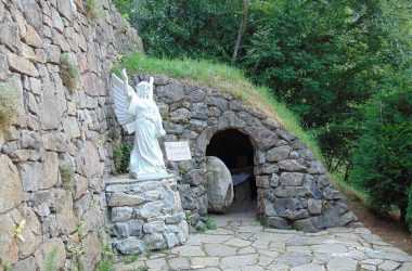Rigosa di Algua |Bergamo Il Santuario della Madonna di Perello