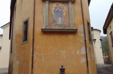 Rovetta Bergamo Scorcio tipico del centro storico