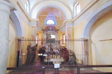 Rovetta La chiesetta dei Disciplini