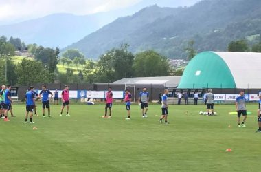Rovetta Ritiro Atalanta Calcio