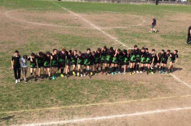 Rugby Black Eagles - Ambivere Under 14