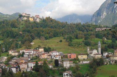 SOTTOCHIESA (Taleggio) Bergamo Borgo e Pizzino