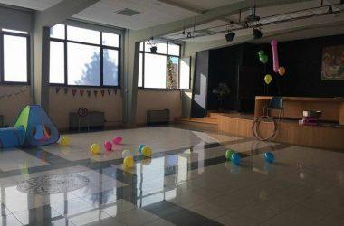 Sala ricreazione San Paolo d'Argon