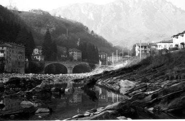 San Giovanni Bianco nel 1972