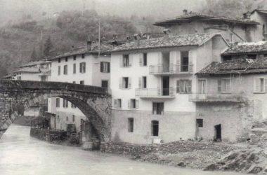 San Giovanni Bianco nel 1975