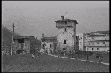 San Giovanni Bianco scorci anni 70