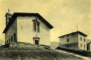 San Martino anni 50 Leffe