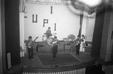San Martino ,concerto live dei Lupi Leffe