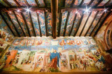Santa Barbara Oratorio Suardi Trescore Balneario