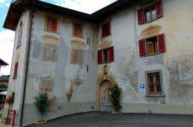 Santa Brigida Bergamo epoca medievale il borgo