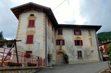 Santa Brigida - Bergamo -vie del borgo