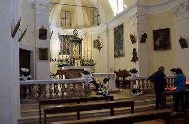 Santuario Della Madonna Del Mirabile Trescore Balneario