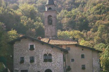 Santuario Madonna Del Perello Bg Sambusita