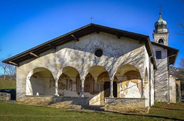 Santuario Santissima Trinità - Casnigo