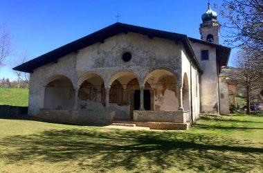Santuario Santissima Trinità - Casnigo Bg