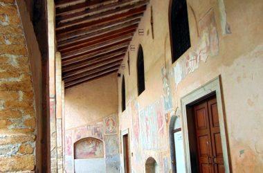 Santuario della Beata Vergine Addolorata Porticato Santa Brigida
