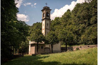 Santuario della Madonna dei Campelli - Olmo al Brembo