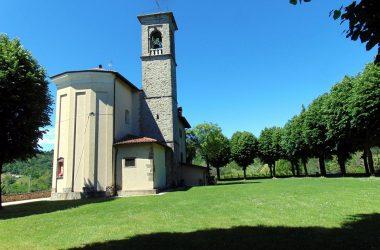 Santuario della Madonna del Castello Ambivere