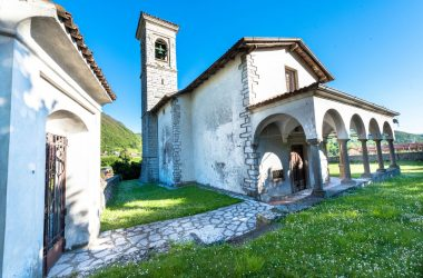 Santuario della Madonna del Fiore e San Martino - Vigano San Martino