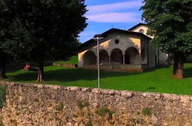 Santuario della SS. Trinità Casnigo