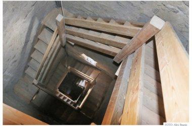 Scala campanile di Valnegra