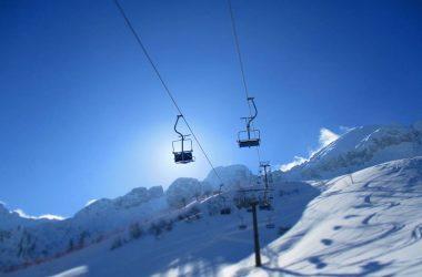 Sciare a Valleve San Simone
