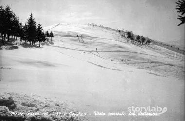 Sciare sul Monte Farno Gandino