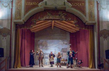 Spettacoli Teatro Liberty del Circolo Fratellanza - Casnigo