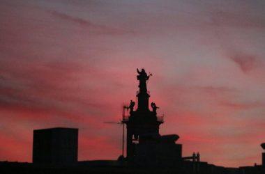 Statua Campanile Calcinate
