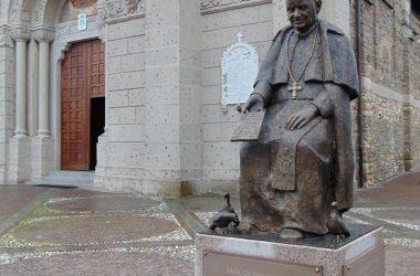 Statua Chiesa San Bartolomeo Lallio