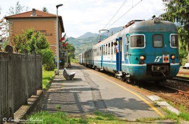Stazione Treno Ambivere Mapello