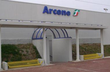 Stazione Treno Arcene