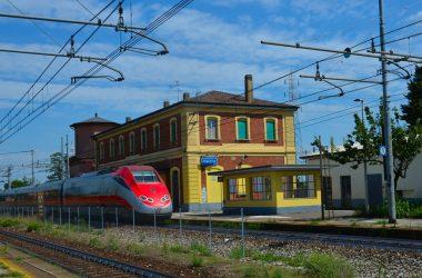 Stazione treno Calcio Bg