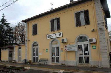 Stazione treno di Seriate
