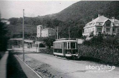 Storico Tram Elettrico Bergamo