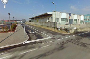 Strada Centro sportivo Azzano San Paolo