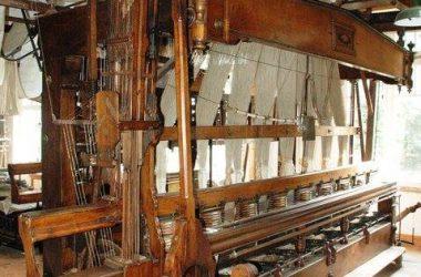 Tealio per Nastri Museo del Tessile Leffe