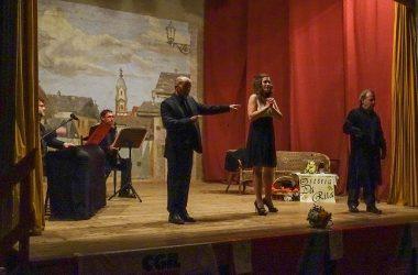Teatro Liberty del Circolo Fratellanza - Casnigo Bg