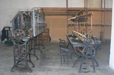 Telai Storici Museo del Tessile Leffe