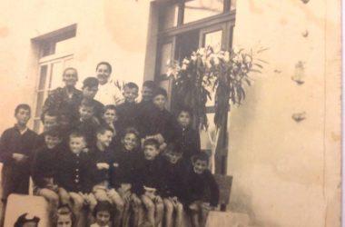 Terza elementare Grassobbio 1957