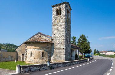 Torre Chiesa di San Giorgio in Campis Zandobbio