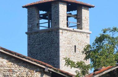 Torre del Convento di San Nicola ad Almenno San Salvatore