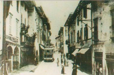 Tram Elettrico a Bergamo