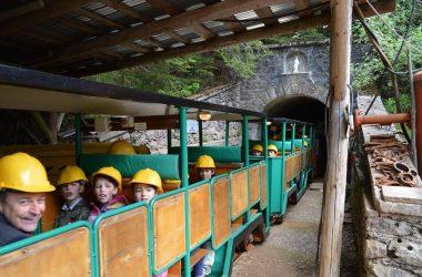 Trenino Miniera Gaffione
