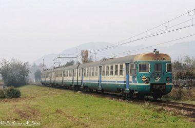 Treno Ambivere - Mapello