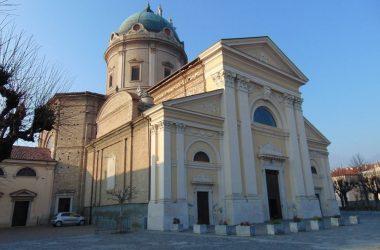 Trescore Balneario Bergamo Chiesa parrocchiale neoclassica di San Pietro