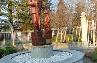 Trescore Balneario - Bergamo - Monumento dedicato ai nonni