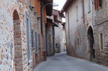 Treviolo Bergamo Borgo del XVsecolo